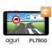 Pack GPS Poids lourd PL7800 + TV 10 Pouces