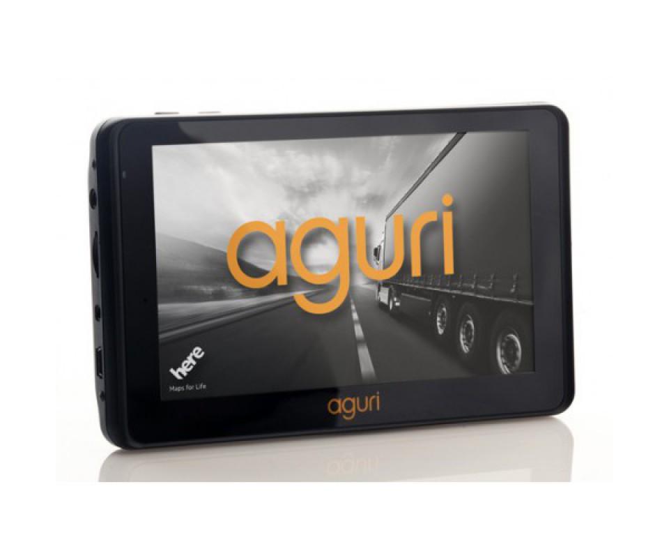 GPS Poids lourd Wi-Fi PL7400 - 8 Go Noir